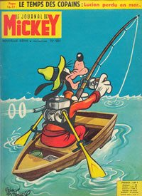 Le journal de Mickey 584