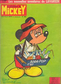 Le journal de Mickey 586