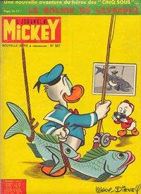 Le journal de Mickey 587
