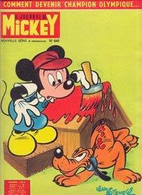 Le journal de Mickey 646