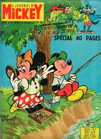 Le journal de Mickey 802