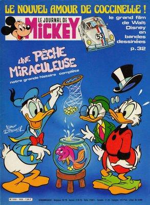 Le journal de Mickey 1635