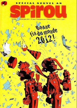 Album Spirou (recueil) # 3846