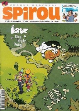 Le journal de Spirou # 3740