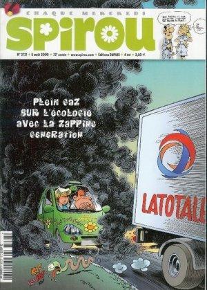 Le journal de Spirou # 3721