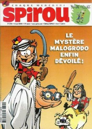 Album Spirou (recueil) # 3722