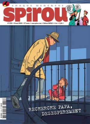Le journal de Spirou # 3723