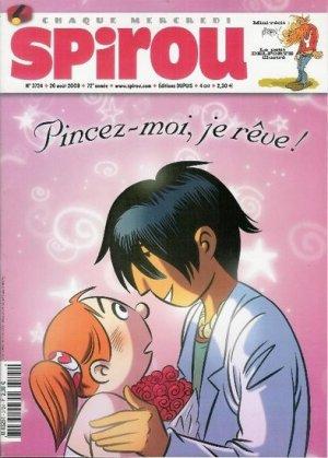 Album Spirou (recueil) # 3724