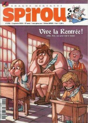 Le journal de Spirou # 3725