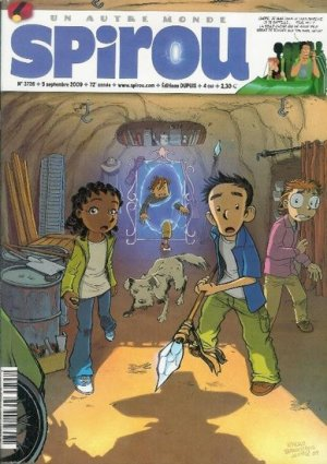 Le journal de Spirou # 3726