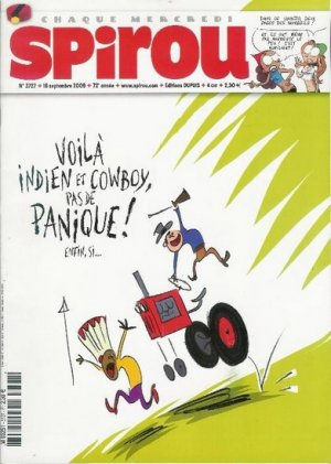 Album Spirou (recueil) # 3727