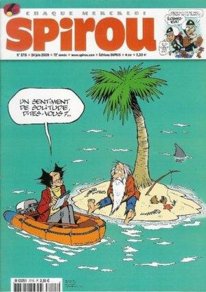 Le journal de Spirou # 3715