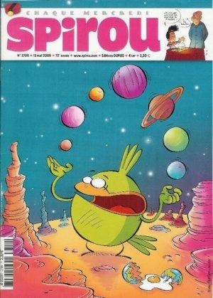 Le journal de Spirou # 3709