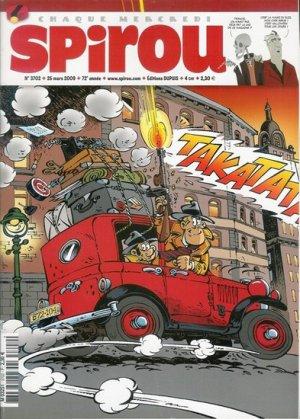 Album Spirou (recueil) # 3702
