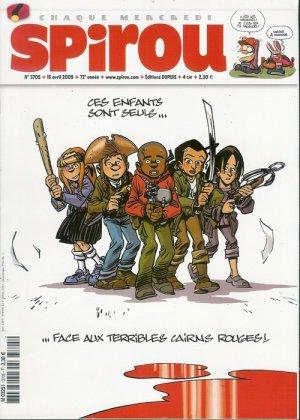 Le journal de Spirou # 3705