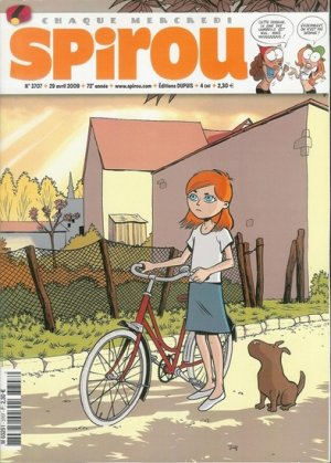 Le journal de Spirou # 3707