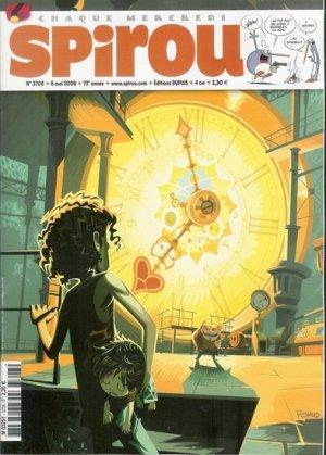 Le journal de Spirou # 3708