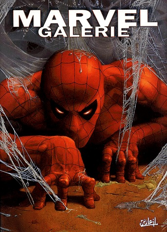 Marvel Galerie édition deluxe