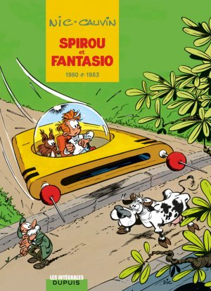 Les aventures de Spirou et Fantasio # 12