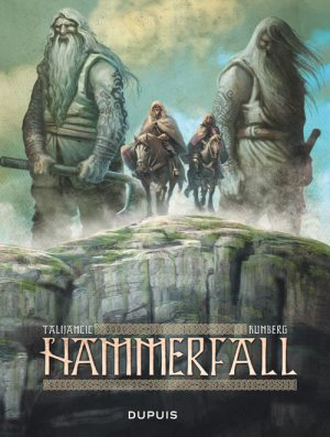 Hammerfall édition intégrale
