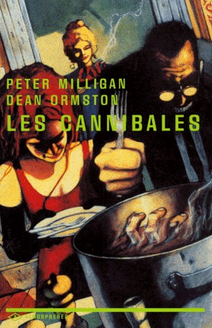 Les cannibales édition Simple