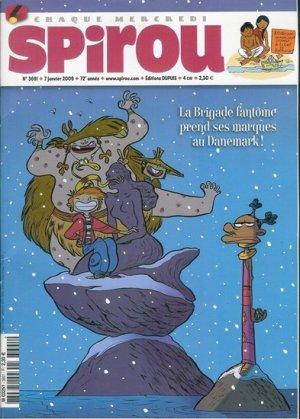 Album Spirou (recueil) # 3691
