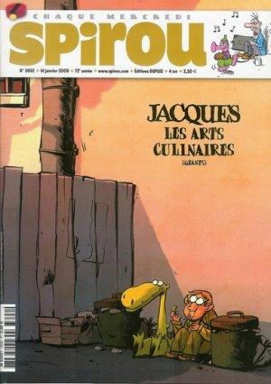 Le journal de Spirou # 3692