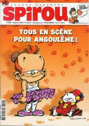 Le journal de Spirou # 3694