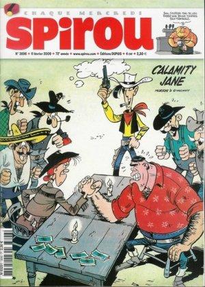 Le journal de Spirou # 3696