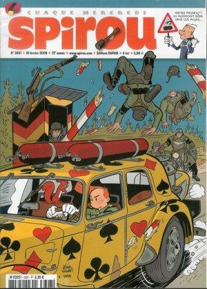 Le journal de Spirou # 3697