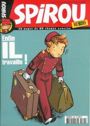 Album Spirou (recueil) # 3638