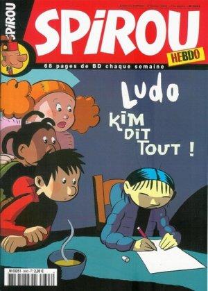 Album Spirou (recueil) # 3643