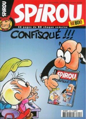 Le journal de Spirou # 3645