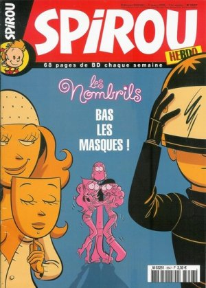 Album Spirou (recueil) # 3647