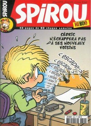 Le journal de Spirou # 3649