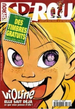 Album Spirou (recueil) # 3282