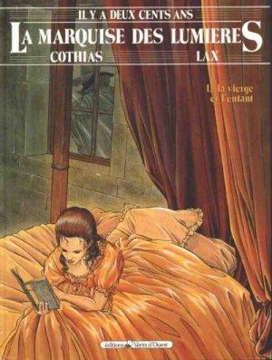 La marquise des lumières édition Simple 1988