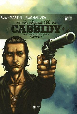 La légende de Cassidy édition Simple