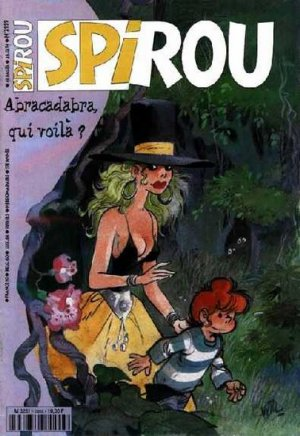 Album Spirou (recueil) # 2959