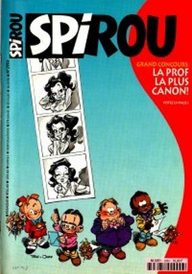 Album Spirou (recueil) # 2950