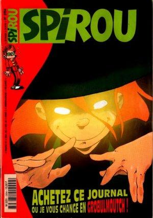 Le journal de Spirou # 2954