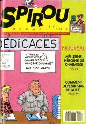 Album Spirou (recueil) # 2843