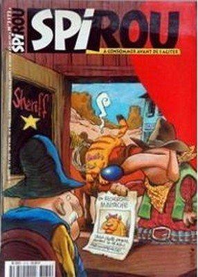 Album Spirou (recueil) # 3172
