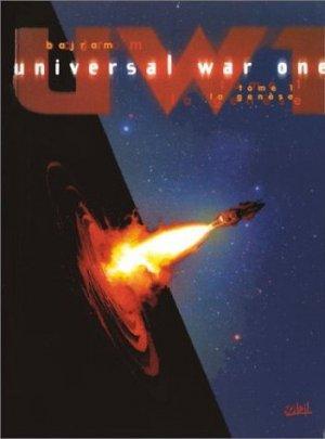 Universal war one édition Réédition