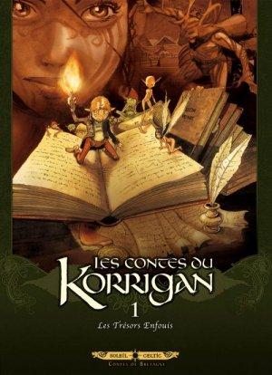 Les contes du Korrigan édition reedition