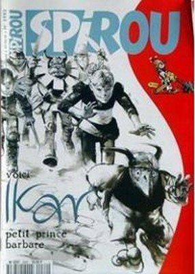 Album Spirou (recueil) # 2982