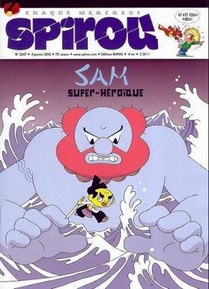 Le journal de Spirou # 3847
