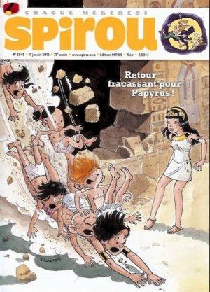 Le journal de Spirou # 3848