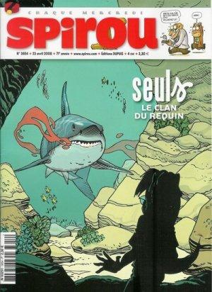 Le journal de Spirou # 3654