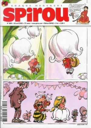 Le journal de Spirou # 3655